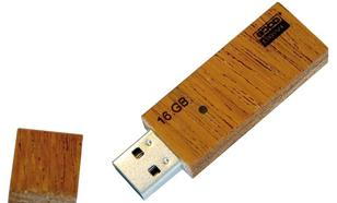 GoodRam ECO 16GB USB 2.0 Drewniany