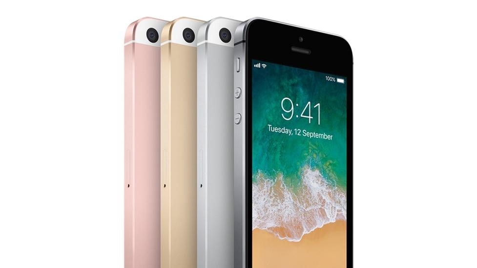 Apple zalicza wpadkę. Nowy iPhone SE pokazany?