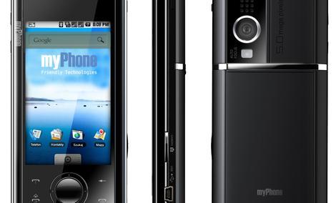 myphone A320 NEXT - kolejny Android na dwie karty SIM