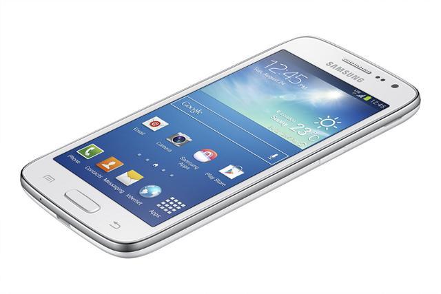 Galaxy Core LTE - Niedrogie Cacko Od Samsunga