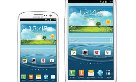 Samsung GALAXY S III mini - mniejsza wersja smartfonowego giganta