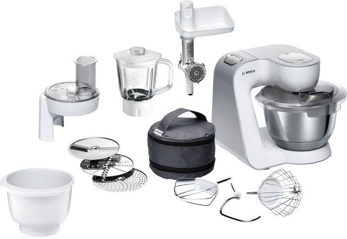 robot kuchenny Bosch MUM5824C zestaw