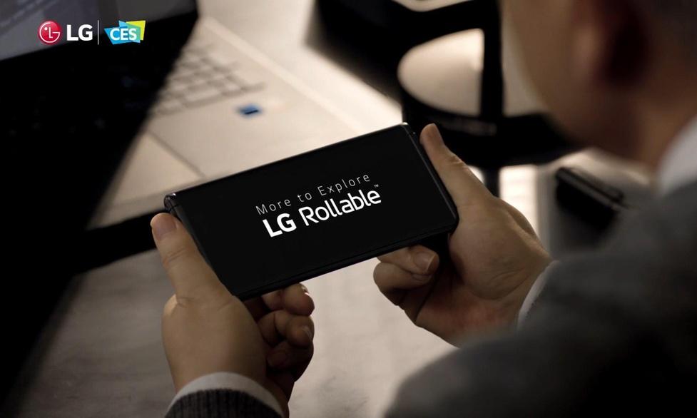 Firmy LG i TCL gotowe na zwijane smartfony