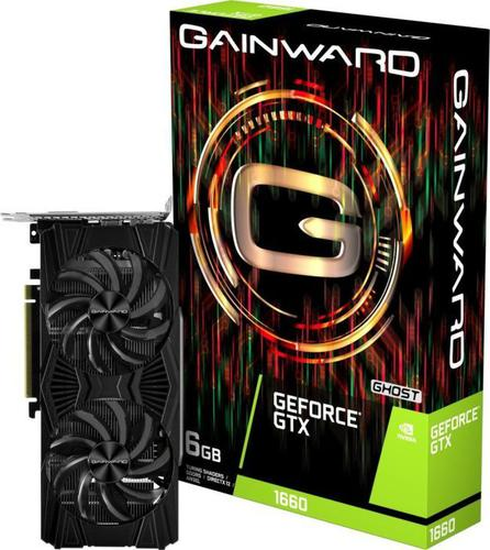 Gainward GTX 1660 Ghost 6GB GDDR5, HDMI, DP, DVI, BOX (426018336-4474)