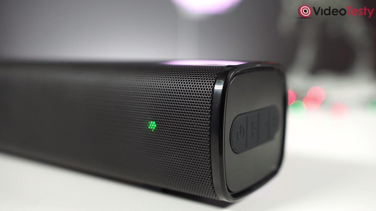 Creative Stage Air posiada funkcjonalności głośnika Bluetooth