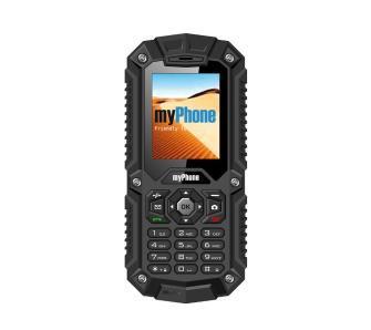 myPhone Hammer (czarny)