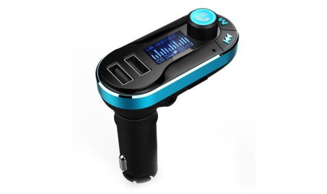 Dobry transmiter FM posiada m.in. łączność przez Bluetooth