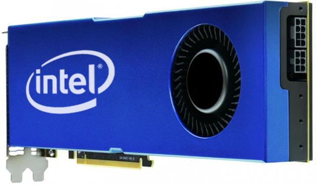 Czy tak będzie wyglądać GPU od Intela?