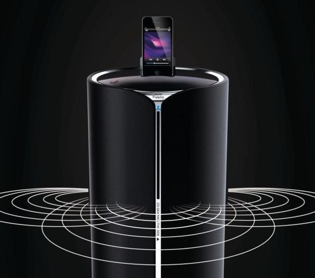 Philips DCM 5090 - solidna wieża i stacja dokująca do iPoda w jednym