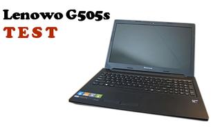 Lenovo G505s co potrafi laptop z APU AMD