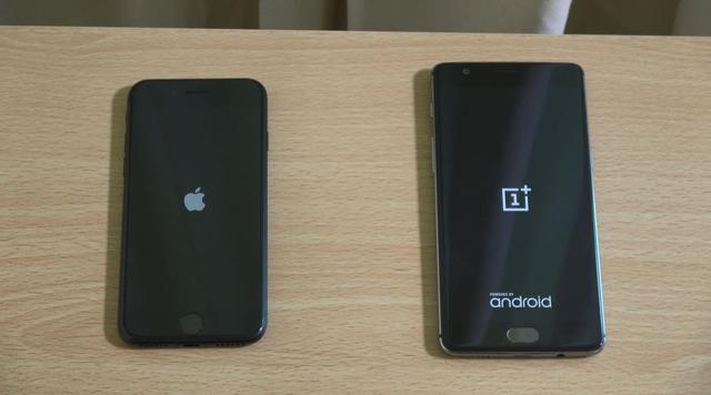 OnePlus 3 vs iPhone 7 - Który Lepszy?