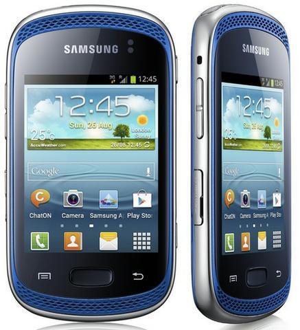 Samsung Galaxy Music GT-S6010 [TEST]