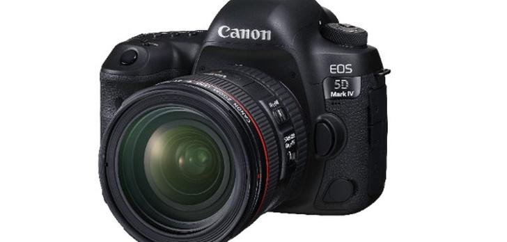 Canon Aktualizuje Oprogramowanie Dla EOS 5D Mark IV