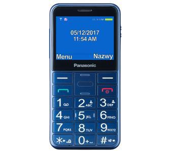 Panasonic KX-TU150 (niebieski)