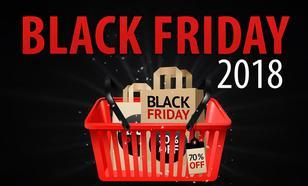 Wszystko o Black Friday 2018 - Promocje, Rabaty, Okazje Cenowe