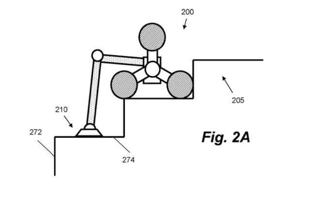 Robot sprzątający Dysona może przemieszczać się po schodach