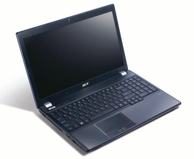 Acer TravelMate 5760 - mobilny notebook, idealny do pracy