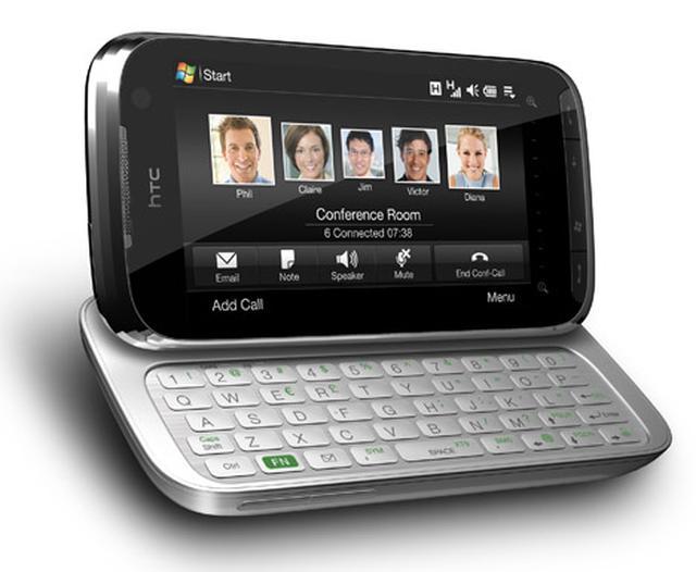 Recenzja HTC Touch 2