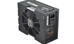 XFX Black Edition 1050W Full Modular (80+ Gold, 6xPEG, 135mm, Single Rail)