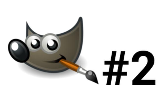 Poradnik GIMP #2 Renderowanie - Wycinanie Postaci, Rzeczy