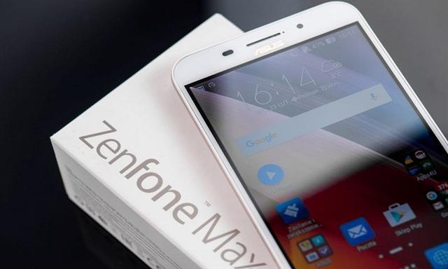 Smartfon Asus ZenFone Max - Idealny Gadżet na Wakacje?
