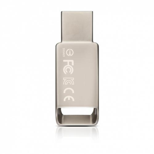 A-Data DashDrive UV130 8GB USB2 Gold Alu
