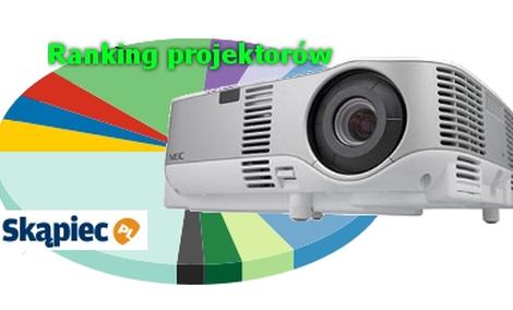 Ranking projektorów - lipiec 2010