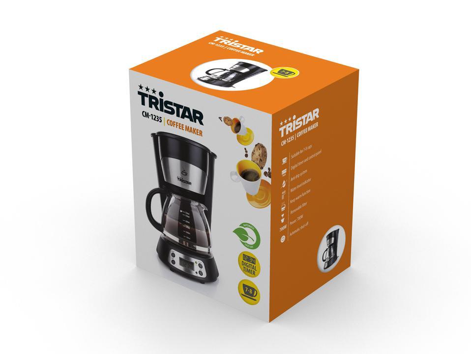 TRISTAR CM-1235 ( 700W ; czarny )