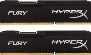 Kingston HyperX FURY Black DDR3 DIMM 8GB 1333MHz (1x8GB) HX313C9FB/8