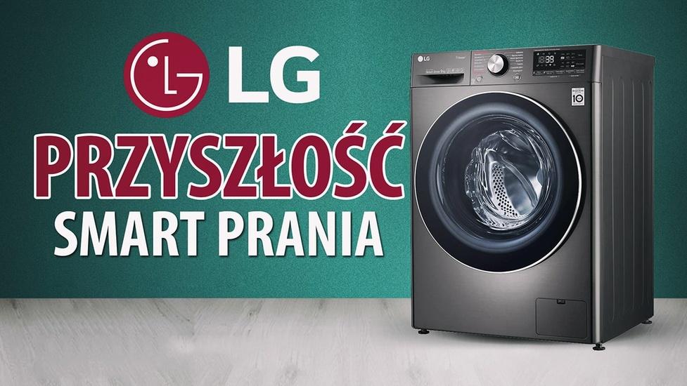 Inteligentne pralki LG Vivace już w Polsce