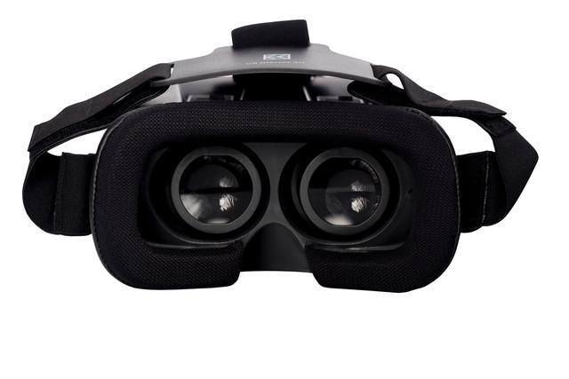 Hykker VR Glasses 3D wygląd