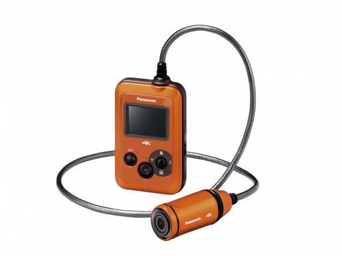 Panasonic HX-A500 4k orange