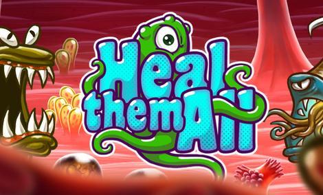 Heal them All – gra o prawdziwe życie