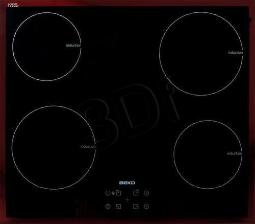 BEKO HII 64401 AT (elektryczna/ czarna/ 7200W)