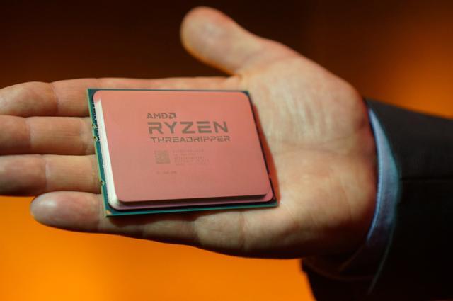 Procesory Ryzen Threadripper już na rynku!