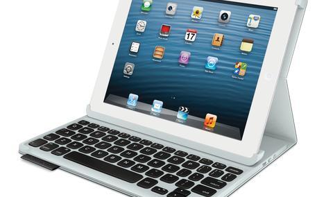 Logitech Keyboard Folio dla iPada i iPada mini – komfort i pełna ochrona