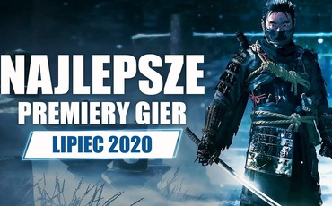 Najlepsze Premiery Gier Lipiec 2020 - F1 2020, Ghost of Tsushima, Paper Mario: The Origami King