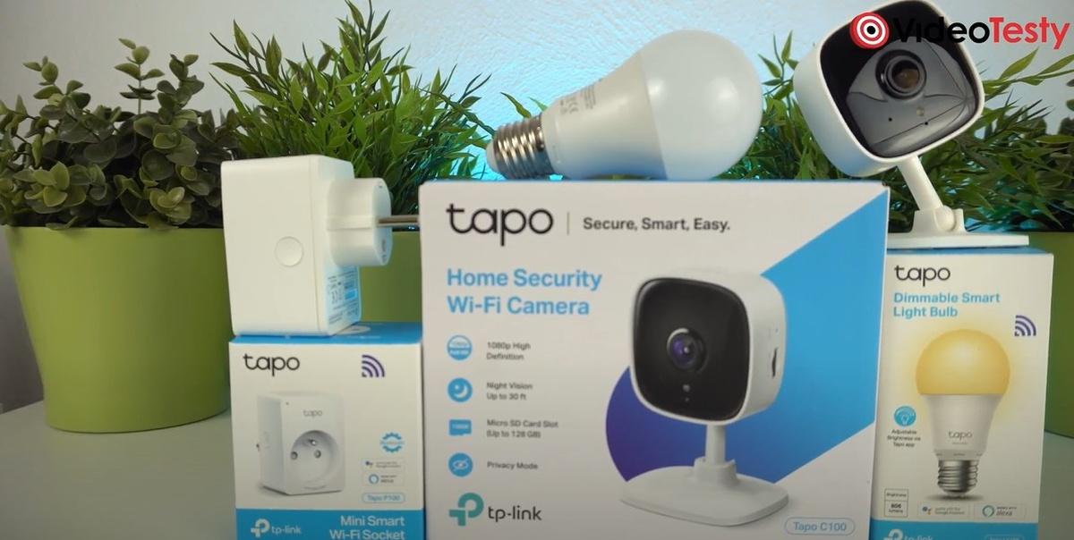Urządzenia z serii Tapo od TP-Link