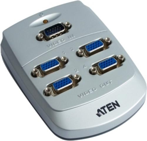 ATEN VS-84 Video Splitter (4 portowy)