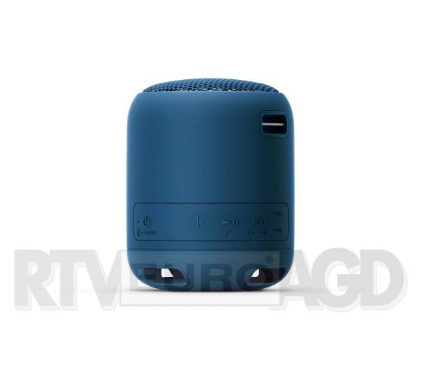 Sony SRS-XB12 (niebieski)