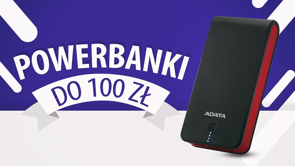 Jaki dobry powerbank do 100 zł? |TOP 7|