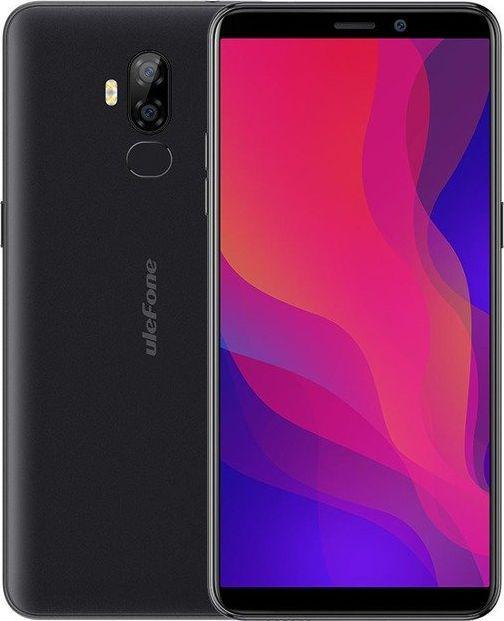 UleFone Power 3L (6,0''; 16GB; 2GB; kolor czarny )