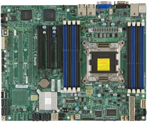 Supermicro Płyta serwerowa X9SRI-F MBD-X9SRI-F-O