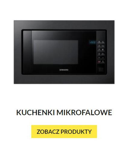 kuchenki mikrofalowe zabudowa