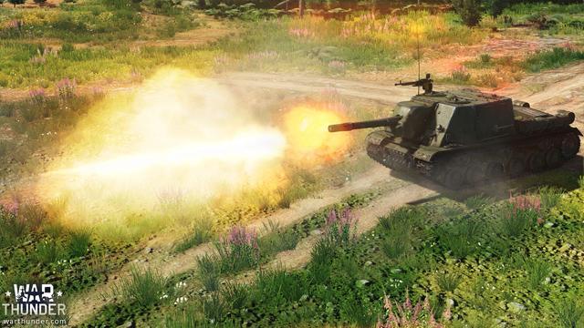 War Thunder: Ground Forces - trwa faza otwartej bety