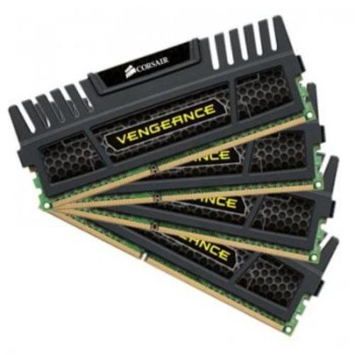 Corsair DDR3 VENGEANCE 32GB/1600 (4*8GB) CL9-9-9-24