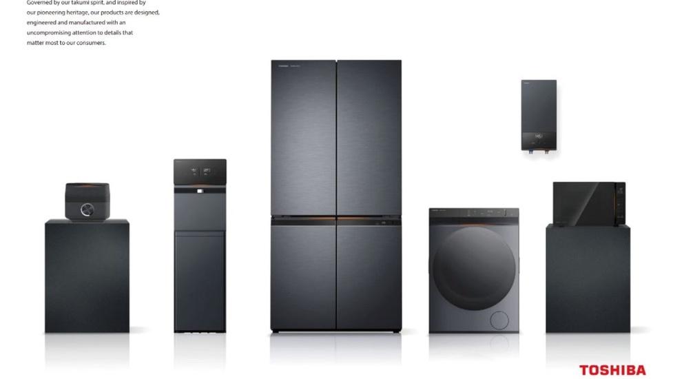 Toshiba pokazuje się Polakom od innej strony - Wprowadzi swoje AGD