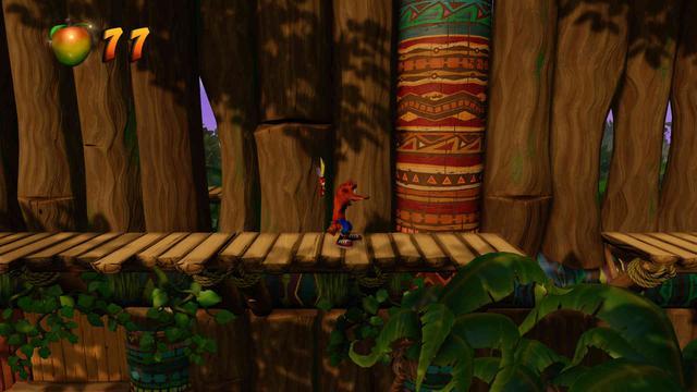 Crash Bandicoot N. Sane Trilogy - Klasyczna platformówka