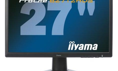 Iiyama B2712HDS – 27 cali w rozdzielczości Full HD