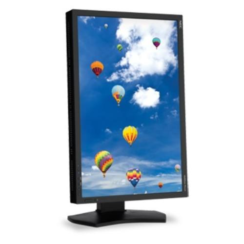 NEC 24'' LCD PA242W bk AH-IPS GB-R LED 16:10, Pivot